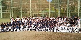 社会人硬式野球チーム 鹿沼39