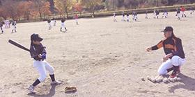 硬式球 練習プログラム
